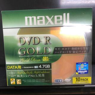 マクセル(maxell)のmaxell DR47GDC.S1P10C(PC周辺機器)