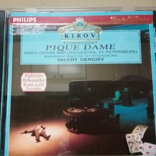 フィリップス(PHILIPS)のチャイコフスキー:スペードの女王~抜粋/ゲルギエフ (CD)(クラシック)