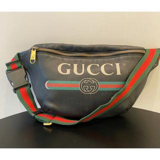 Gucci - GUCCI★美品 ボディーバッグ