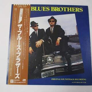 ザブルースブラザーズ オリジナルサウンドトラック 中古レコード (映画音楽)