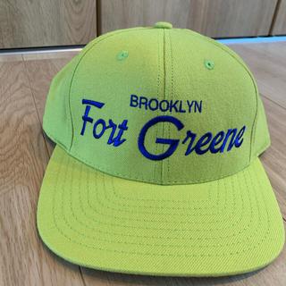 hood hat Brooklyn 極美品(キャップ)