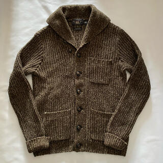 【極美品】RRL Cotton-Blend Shawl Cardigan XS
