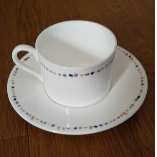ニッコー(NIKKO)のカップ&ソーサー NIKKOファインボーン チャイナmade in japan(グラス/カップ)