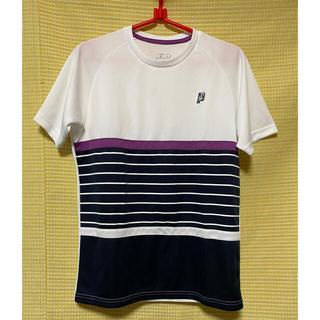 【お値下げ】プリンス バドミントン ゲームシャツ ユニSサイズ(バドミントン)