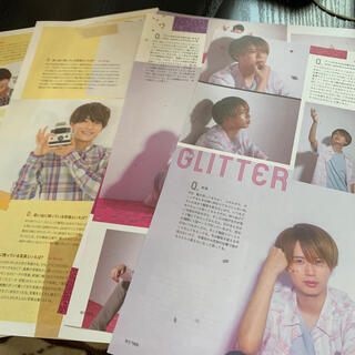 WINKUP 2020年8月号 HiHi Jets美少年(アート/エンタメ/ホビー)