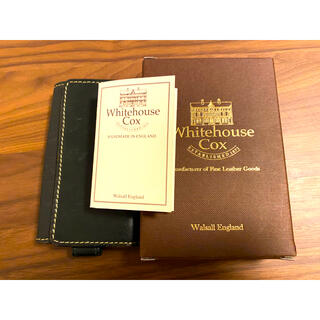 ホワイトハウスコックス(WHITEHOUSE COX)のwhitehouse cox キーケース(キーケース)