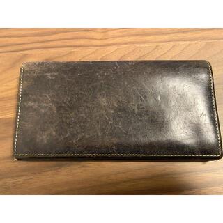 ホワイトハウスコックス(WHITEHOUSE COX)のwhitehouse cox 長財布(長財布)
