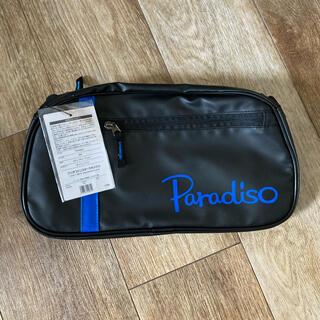 パラディーゾ(Paradiso)の最終値下げ パラディーゾ テニス ポーチ(バッグ)