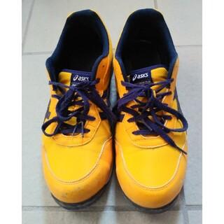 asics - アシックス安全靴28センチ