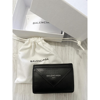 Balenciaga - BALENCIAGA PAPIER ミニウォレット