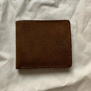 RRL - RRL Ralph Lauren ラルフローレン スエード 財布