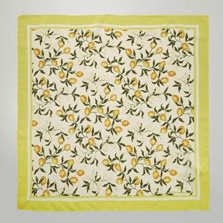 ジーユー(GU)のGUバンダナMNMケイタマルヤマKEITA MARUYAMAレモン檸檬(バンダナ/スカーフ)