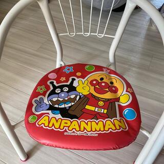 アンパンマン(アンパンマン)のアンパンマンチェアー 2個セット(キャラクターグッズ)