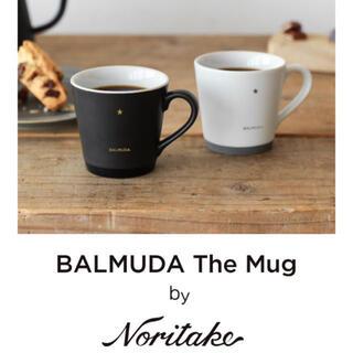 BALMUDA - BALMUDA Store Noritake コラボ限定マグカップ