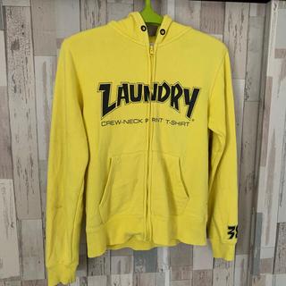 ランドリー(LAUNDRY)のキッズ150 ランドリー ジップアップパーカー(ジャケット/上着)