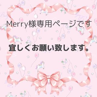 Merry様専用ページです。(その他)