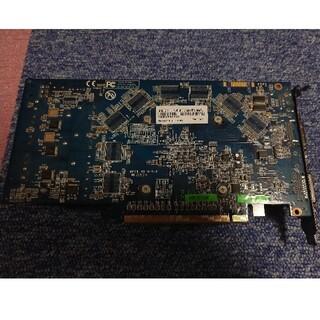 ギャラクシー(Galaxy)のGALAXY ビデオカード GF 9600GT PCI-E 512MB DDR3(PCパーツ)