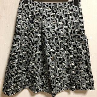 コムサイズム(COMME CA ISM)の膝丈スカート(ひざ丈スカート)