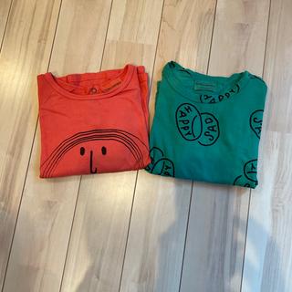 ボボチョース(bobo chose)の専用⭐️BOBO CHOSE  ロンTセット  92cm(Tシャツ/カットソー)
