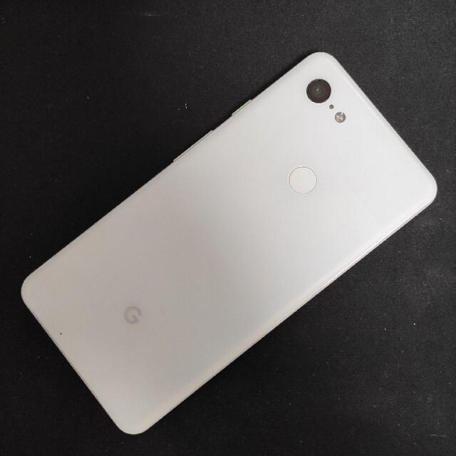 Google Pixel(グーグルピクセル)のPixel 3 XL 本体のみ 美品 (説明欄必読) スマホ/家電/カメラのスマートフォン/携帯電話(スマートフォン本体)の商品写真