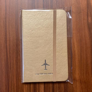 FDA ノートブック 手帳 福袋限定品 飛行機モチーフ フジドリームエアラインズ(航空機)