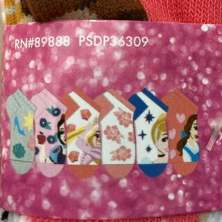 Disney - ディズニー プリンセス 靴下 6枚 セット