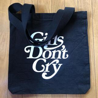 ジーディーシー(GDC)のVERDY'S GIFT SHOP 伊勢丹 トートバッグ バッグ ブラック(トートバッグ)