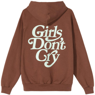 GDC - girls don't cry hoodie パーカー XL