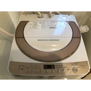 SHARP  全自動洗濯機 ES-KS70S