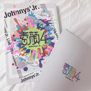 ジャニーズJr. - 素顔4 Johnnys'Jr. DVD