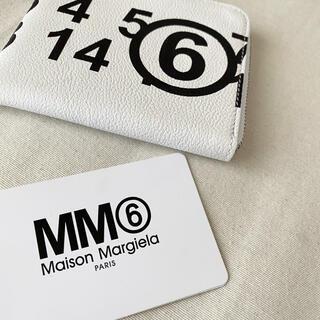 エムエムシックス(MM6)の【新品】MM6 / スモールウォレット(財布)