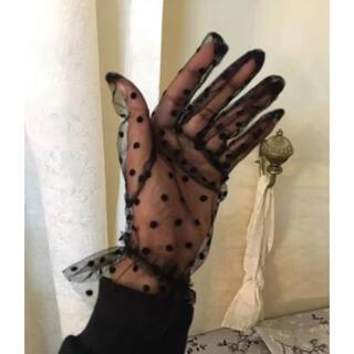 Vivienne Westwood - 大人気ドットシースルー手袋⭐︎
