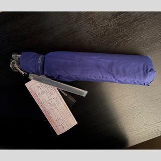 レノマ(RENOMA)のrenoma 折りたたみジャンプ傘 新品未使用(傘)