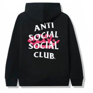 アンチ(ANTI)のANTI SOCIAL CLUB BISH パーカー Mサイズ ASSC(パーカー)