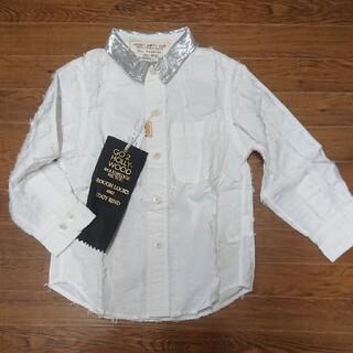 ゴートゥーハリウッド(GO TO HOLLYWOOD)のゴートゥーハリウッド珍しいシャツ(ブラウス)