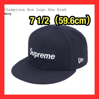 シュプリーム(Supreme)のChampions Box Logo New Era® シュプリーム(キャップ)