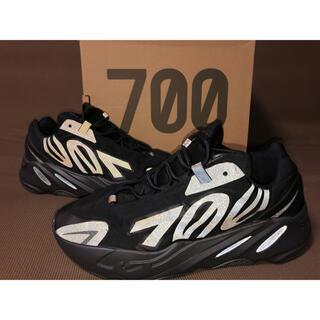アディダス(adidas)のYEEZY BOOST 700 MNVN BLACK (スニーカー)