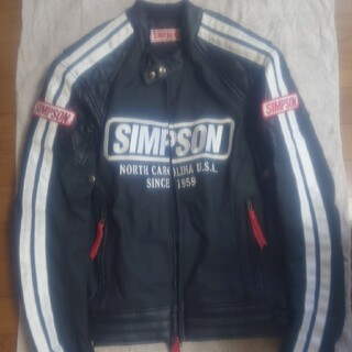 シンプソン(SIMPSON)のシンプソン ジャケット(ライダースジャケット)