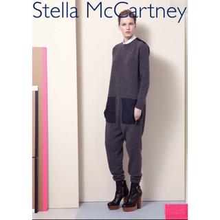 ステラマッカートニー(Stella McCartney)のStella McCartney ニットサロペット(サロペット/オーバーオール)