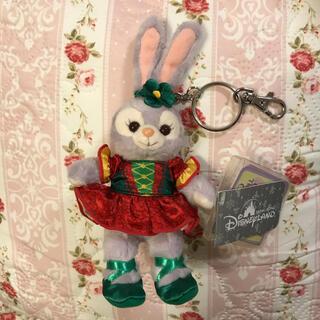 ステラ・ルー - ステラルー ぬいぐるみ キーチェーン ☆クリスマス☆ 香港ディズニー