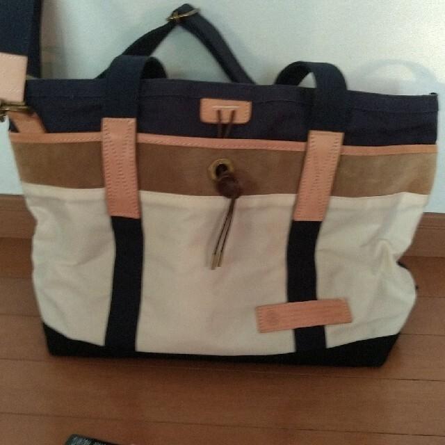 master-piece(マスターピース)のマスターピース  トートバック メンズのバッグ(トートバッグ)の商品写真