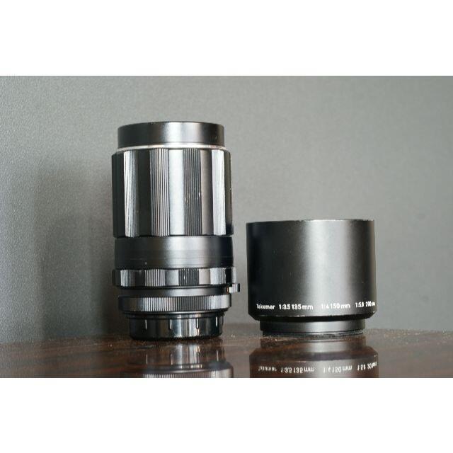 PENTAX(ペンタックス)のPentax M42レンズ SMC Takumar 135mm F3.5 スマホ/家電/カメラのカメラ(レンズ(単焦点))の商品写真