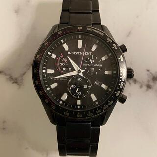 インディペンデント(INDEPENDENT)のインディペンデント 腕時計 ソーラーテック KL6-047-51(腕時計(アナログ))
