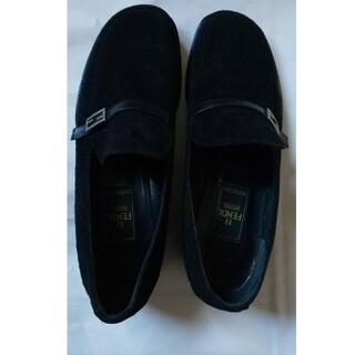 フェンディ(FENDI)のFENDIレディースローファー(ローファー/革靴)