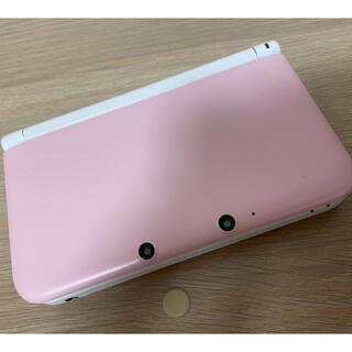 ニンテンドー3DS(ニンテンドー3DS)の3DSLL☘ピンク(携帯用ゲームソフト)