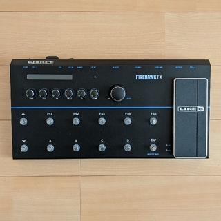 ヤマハ(ヤマハ)のLine 6 Firehawk FX マルチエフェクター アンプシミュレーター(エフェクター)