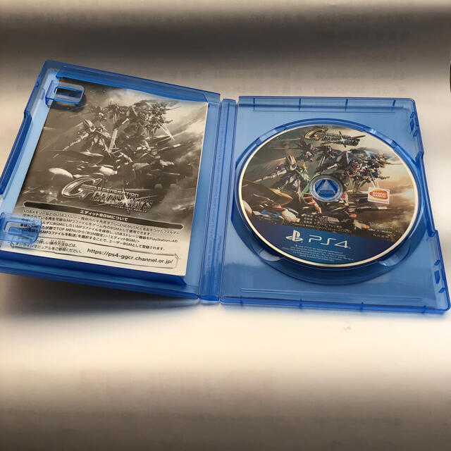 SDガンダム ジージェネレーション クロスレイズ PS4 エンタメ/ホビーのゲームソフト/ゲーム機本体(家庭用ゲームソフト)の商品写真