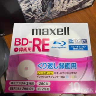 maxell - BD-REくり返し録画用