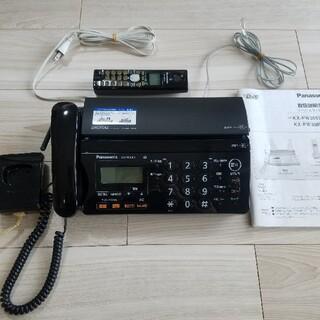Panasonic - パナソニック FAX 電話機と子機