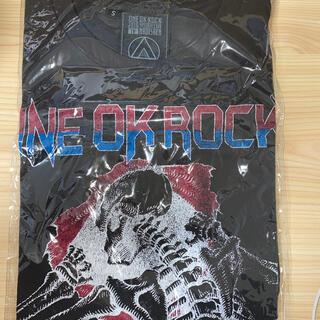 ワンオクロック(ONE OK ROCK)の【ワンオク】Tシャツ(ミュージシャン)